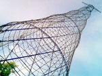 Известная Шуховская башня вМоскве / Фото: moscow-tvtower.ru