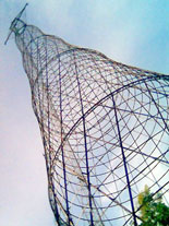 Famous Shukhov tower in Moscow / Photo: moscow-tvtower.ru