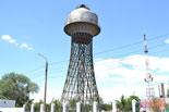 Водонапорная башня ВНиколаеве построена по проекту В.Шухова